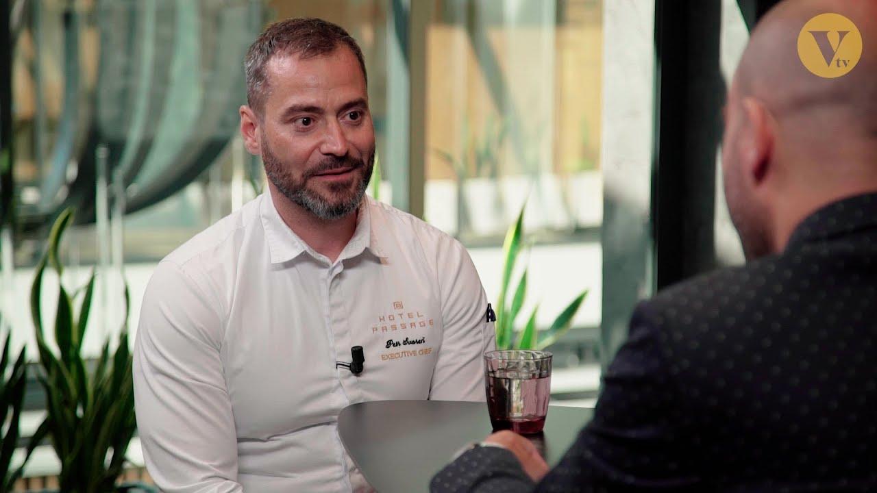 Petr Svoreň: V kuchyni vyžaduji kreativní týmovou práci. Ať je v tom život, ne rutina
