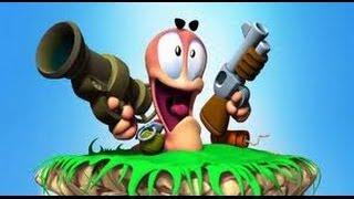Worms Armageddon (Multiplayer) GamePlay