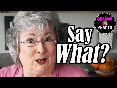 Granny Reacts To Pinterest