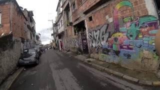 Meeting Of Favela (MOF) 2013. Recorrido (parte 2)