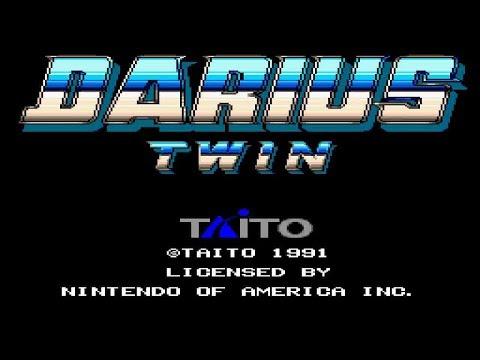 Snes Longplay - Darius Twin