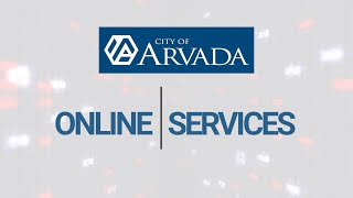 Preview image of City of Arvada Online Services