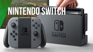 Nintendo Switch, así es la nueva consola de Nintendo