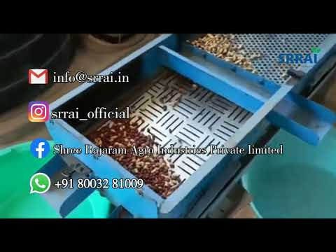 Small Peanut Shelling Machine With Grader