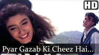 Pyar Gazab Ki Cheez Hai (HD) - Ek Hi Raasta   - YouTube