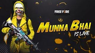 Munna Bhai Gaming - Free Fire Live - Free Fire Telugu - Free Fire Live Telugu