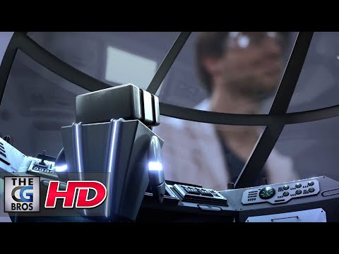 "CGI 3D/VFX Breakdown: ""Among Circuits: VFX Breakdown"" – by Carlo Semeria"