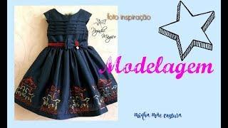 092e7ad70edc0e Modelagem de vestido infantil - मुफ्त ऑनलाइन वीडियो ...