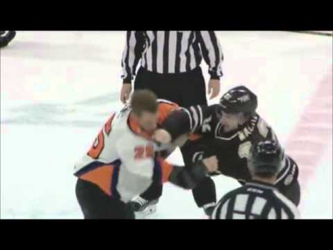 Nick Cousins vs. Nathan Walker