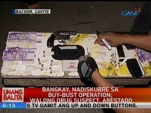 UB: Bangkay, nadiskubre sa buy-bust operation; walong drug suspect, arestado
