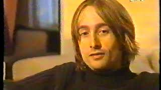 The Divine Comedy 2TV interview, 03/2001