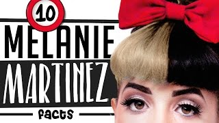10 Strange Melanie Martinez Facts