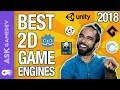 The Best 2D Game Engines in 2018