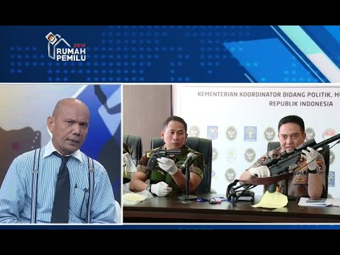 Dialog - Mantan Kapolda Metro Jaya Tersangka Makar (2)