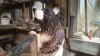 Chainsaw Carving Beginner Tips, Saw Handling, Basic Cuts