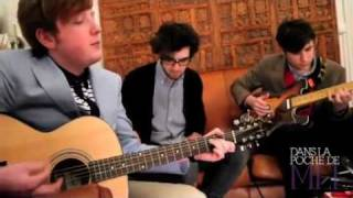 Two Door Cinema Club - Cigarettes In Theater (Acoustic)