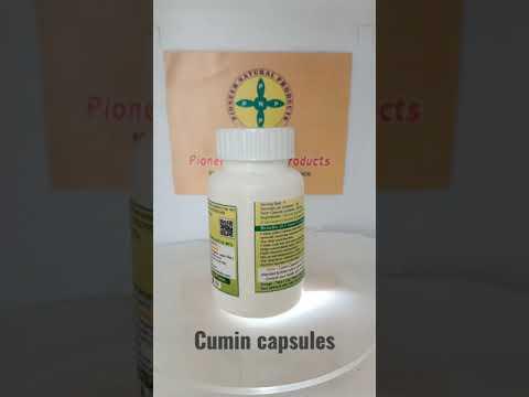 Curcumine Capsules