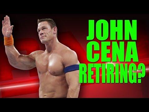 Is John Cena Retiring From WWE Wrestling? |  क्या जॉन सीना WWE कुश्ती से सेवानिवृत्त हो रही है?