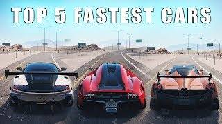 NFS Payback - Top 5 Fastest Cars