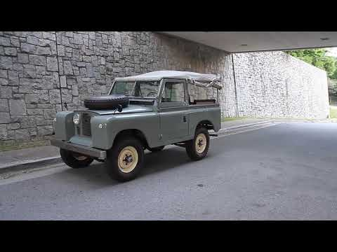 1967 Land Rover Series I (CC-1251219) for sale in Atlanta, Georgia