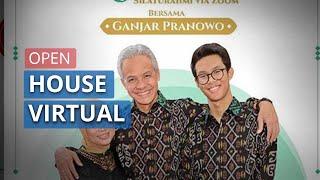Hari Raya Idulfitri, Gubernur Jawa Tengah Gelar Open House Virtual