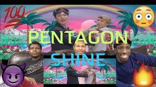 [MV] PENTAGON(펜타곤)   Shine(빛나리) REACTION VIDEO!!