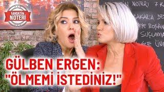 """Gülben Ergen,  """"Çete Üyesi̇ Olmak"""