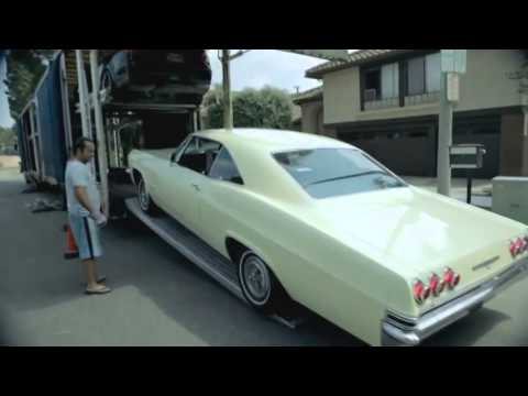 Son Finds His Father's Old Car To Thank Him For His Sacrifice