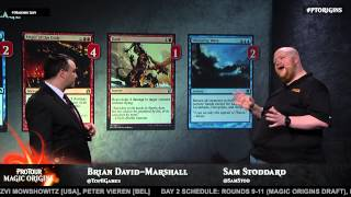 Pro Tour Magic Origins Deck Tech: Blue Red Tutelage with Sam Stoddard
