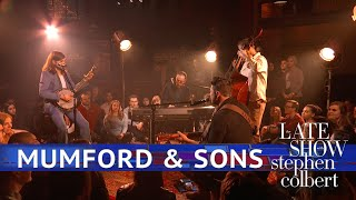 Mumford & Sons Perform 'Beloved'