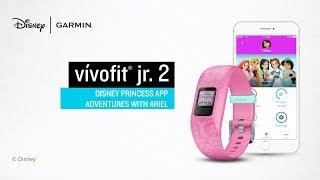 Garmin vívofit jr. 2 Disney Princess App Adventures with Ariel