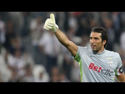 C'è solo un Numero 1: Gigi Buffon! – There's only one number 1: Gigi Buffon!