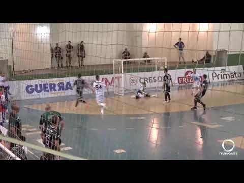 Marreco vence Foz pela Liga Futsal Paraná