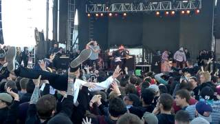 Dance Gavin Dance - The Robot With Human Hair Pt. 4 (So What?! Music Fest 2016}