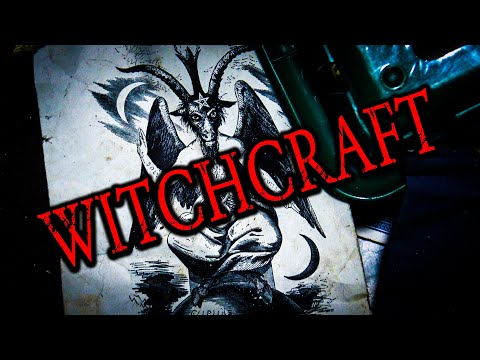 Signs Of Witchcraft During Ouija Brothers Paranormal Investigation