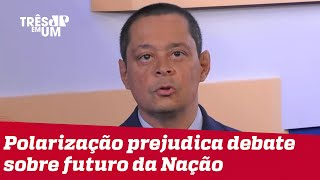 Jorge Serrão: Temos um movimento exageradamente antecipado pela sucessão presidencial