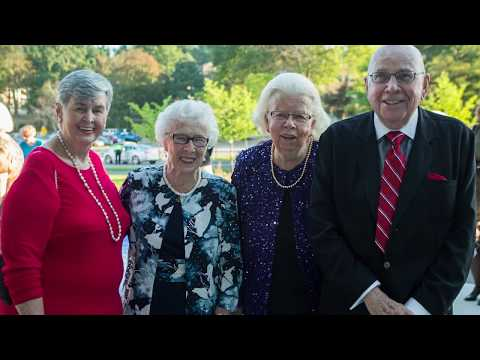 "Interview with WSU Alumni Donor Margaret ""Peggy"" Curran '54"