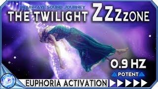 FEEL POWERFUL EUPHORIA 0.9 HZ | EUPHORIC MEDITATION MUSIC | Binaural Beats | Brainwave Entrainment
