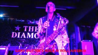 John Rossall`s  Glitter Band - Wooly Bully `LIVE` 2016