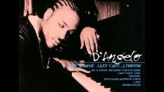 D'Angelo - Brown Sugar (Live at the Jazz Cafe, 1998)
