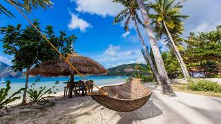4 HOURS Relaxing Chillout Sunset Beach Club   Special Summer Collection   Ambient music