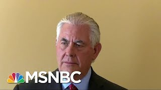 Ignatius: Knives Could Be Out Now For Secretary Of State Rex Tillerson   Morning Joe   MSNBC