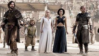 Game of Thrones: Seasons 4 & 5 Blooper Reel (Comic Con)