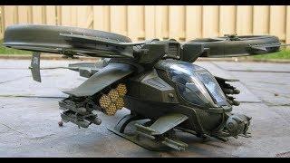 Самые странные и необычные вертолеты!