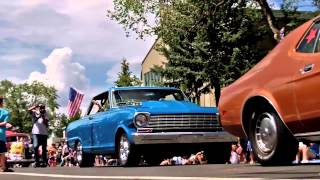 preview picture of video 'Classic Cars: Flagstaff Arizona 2014 Fourth of July Parade 001'