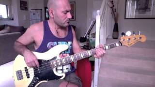 Sleeping Satellite - Tasmin Archer (Bass Cover)