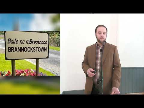 IBC Video: Irish Baptist Historical Society: Brannockstown Baptist Church