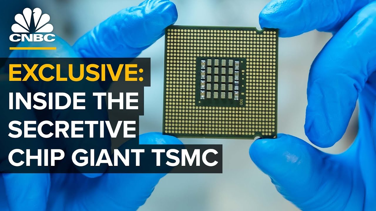 Deceptive Giant TSMC's $100 Billion Plan To Fix The Chip Shortage thumbnail