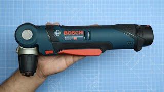 12 Volt Cordless Angle Driver: Bosch Professional