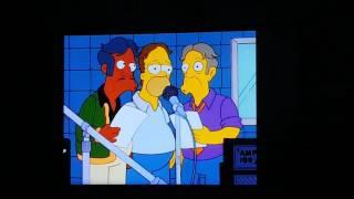 Simpsons - Surgeon General C. Everett Coop